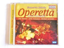 Emmerich Kalman, Operetta, Hot & Romantic, Marton, Niskanen, Michail Jurowski - Opéra & Opérette