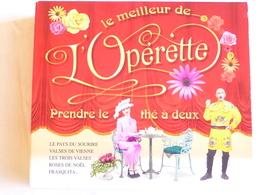 Le Meilleur De L'Opérette, Prendre Le Thé à Deux, 3 CDs - Opéra & Opérette