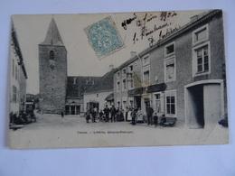CPA  88 CRAND L'HOTEL GERARD-PREVOST 1904 Dos Simple TBE - France