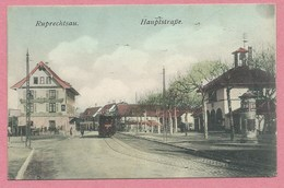 67 - STRASSBURG-RUPRECHTSAU - STRASBOURG-ROBERTSAU - Hauptstrasse - Tram - Tramway - Strassenbahn - Strasbourg