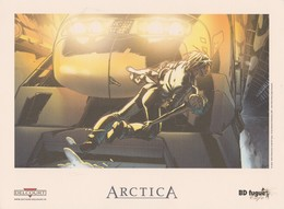Ex-libris KOVACEVIC Bojan Pour Arctica Editions Delcourt 2007 - Illustratoren G - I