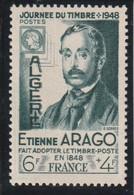 ALGERIE  Journée Du Timbre ARAGO  N° 267 ** - Unused Stamps