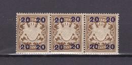 Bayern - 1920 - Michel Nr.177 Y IV - Postfrisch - Bayern