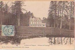 Divers   862       Château De L'Ermitage - France