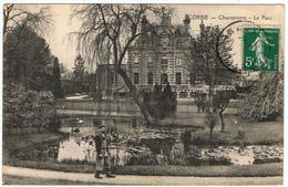 Corbie / Chantereine / Le Parc - Corbie