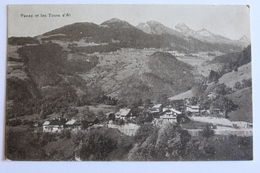 Panex Et Les Tours D'ail - VD Vaud