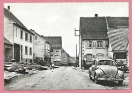 67 - WALDHAMBACH - CPSM - Rue Principale - Coccinelle Volkswagen - Voir état - Otros Municipios