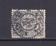 Bayern - Dienstmarken - 1919 - Michel Nr. 36 - BPP Geprüft - Gest. - Bayern