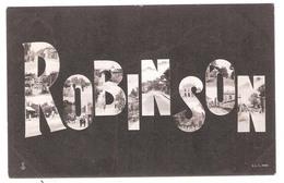 Le Plessis-Robinson (92 - Hauts De Seine) Souvenir De Robinson - Le Plessis Robinson