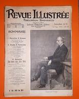 Rivista Revue Illustrée - Hippolyte Taine - N. 175 - 15 Mars 1893 - Livres, BD, Revues
