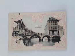 MALINES PONT GOTHIQUE 1907 - Malines