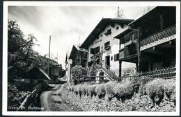 Seewis Im Prättigau/Davos, 2.8.1950, Dorfstrasse, Sowjetische Zensurstelle, Photo Brugger - GR Grisons