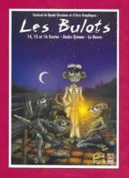 """CPM.  Carte à Pub.  Festival De Bande Dessinée """"Les Bulots"""".   Le Havre 2003.   Postcard. - Comics"""