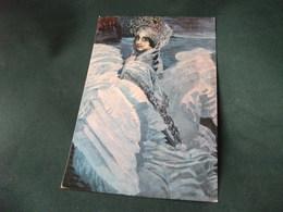 M. VROUBEL LA PRINCESSE CYGNE - Peintures & Tableaux