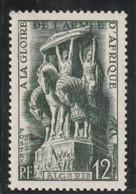 ALGERIE  Congrès Des Sous Officiers De Réserve  N° 295 ** - Unused Stamps