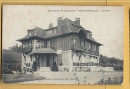C.P.A. PINTERVILLE - Le Parc - Pinterville