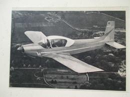 Avion De Tourisme Wassmer Super IV 180  Hp - Ets WASSMER à Issoire  - Coupure De Presse De 1960 - GPS/Aviación