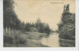 PAYS BAS - BREDA - Wilhelminapark - Breda
