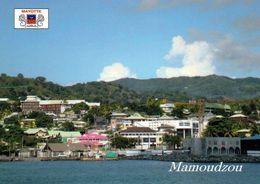 1 AK Mayotte * Mamoudzou - Hauptstadt Des Französischen Übersee-Départements Mayotte Auf Der Hauptinsel Grande Terre * - Mayotte