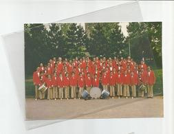 43 - BATTERIE - FANFARE - JEUNE GARDE RUBANIERE - ST JUST MALMONT - CHAMBON FEUGEROLLES - 1975 - France