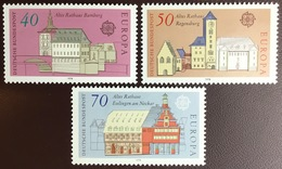 Germany 1978 Europa MNH - Nuevos