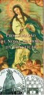 "Portugal , 1996 , Flyer About Coin "" PADROEIRA DE PORTUGAL "" 1000$00 - Livres & Logiciels"