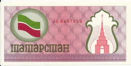 TATARSTAN 100 RUBLES 1991 UNC P 5 B - Tatarstan