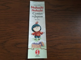 Marque Page Contes Du Japon - Marque-Pages