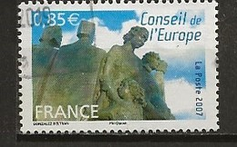 FRANCE:, Obl., SERVICE N° YT 137, TB - Service