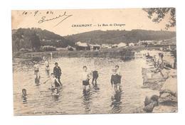 CPA Chaumont - Le Bain De Choignes - Chaumont