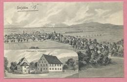 Allemagne - SEEFELDEN - Gasthaus Z. Schwanen - Verlag Hans PERNAT - München - Unclassified