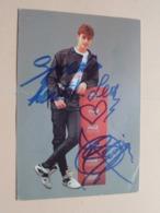 SAM GOORIS ( Copyright 1992 Coca-Cola Cy > Zie Foto Voor Details ) ! - Autographes