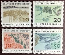 Germany 1969 Nature Protection MNH - Nuevos