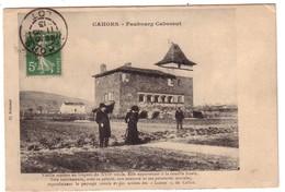CAHORS - Faubourg Cabessut - Cahors
