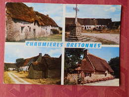Dep 35 , Cpm CHAUMIERES BRETONNES , 563 , écrite à DOL De BRETAGNE , Multivues   (143) - Dol De Bretagne