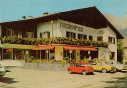 < Automobile Auto Voiture Car >> Mini 1275, Hillman Minx, Mercedes 190, Tirolerhof, Telfs - Turismo