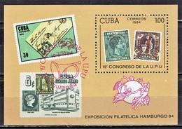 Mi-Nr Block 83 Postfrisch / MNH ** (v729) - Briefmarken Auf Briefmarken