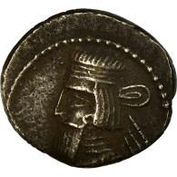 Monnaie, Royaume Parthe, Gotarzes II, Drachme, 45-51, Ecbatane, TTB, Argent - Orientales
