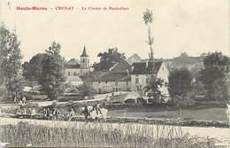 - Haute Marne -ref-52720- Crenay - Le Chemin De Rochevillers - - Autres Communes