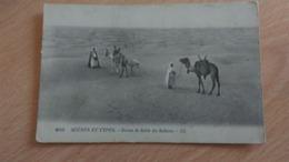 CPA - 6008. SCENES ET TYPES - Dunes De Sable Du SAHARA - Sahara Occidental