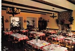 LA FORET FOUESNANT - L'Hôtel Beauséjour - La Salle à Manger  (CPSM Grand Format) - La Forêt-Fouesnant