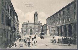 Ascoli Piceno Piazza Arringo Non Viaggiata C.2110 - Ascoli Piceno
