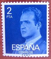 1976/1982 SPAGNA  Re Juan Carlos I  - 2Pta Nuovo - 1931-Oggi: 2. Rep. - ... Juan Carlos I