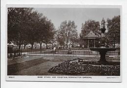 Band Stand And Fountain, Kennington Gardens - Otros