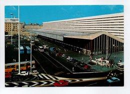 - CPM ROMA (Italie) - Gare Termini - - Stazione Termini