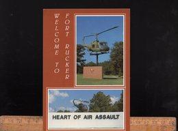FORT RUCKER Alabama USA Army Aviation Center US Ozark Enterprise Daleville / Helicopter Hélicoptère USAF - Etats-Unis