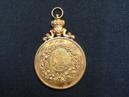 Médaille Ville De Heyst Sur Mer Corso Fleuri Du 19 Aout 1906 - Autres