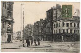 Amiens / Bombardement WW1 / Rue De Noyon - Amiens