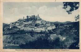MONTEFORTINO (AP)  RIDENTE LUOGO DI VILLEGGIATURA Viaggiata 1948 C.2113 - Ascoli Piceno
