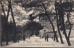 S. Benedetto Del Tronto Albergo Stab. Bagni   Viaggiata 1908 C.2114 - Ascoli Piceno